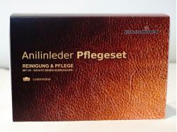 ANILINLEDER PFLEGESET